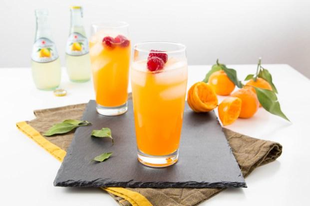 honey tangerine fizz
