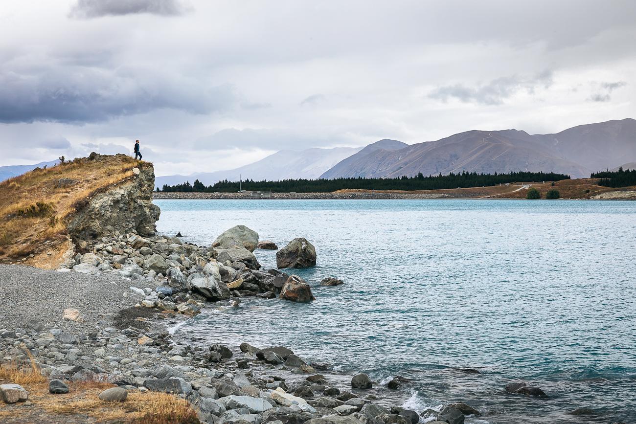 lake tekapo, new zealand | www.curatedlifestudio.com