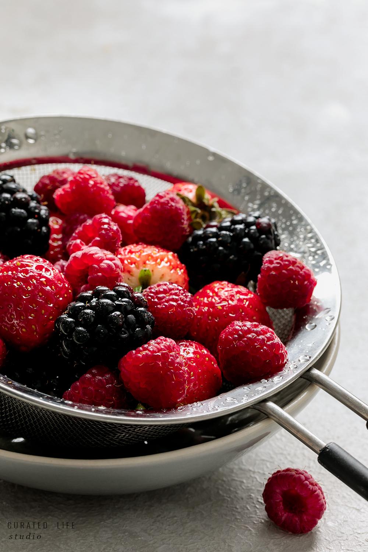 berries photography  #berries #curatedlifestudio #mixed #recipe
