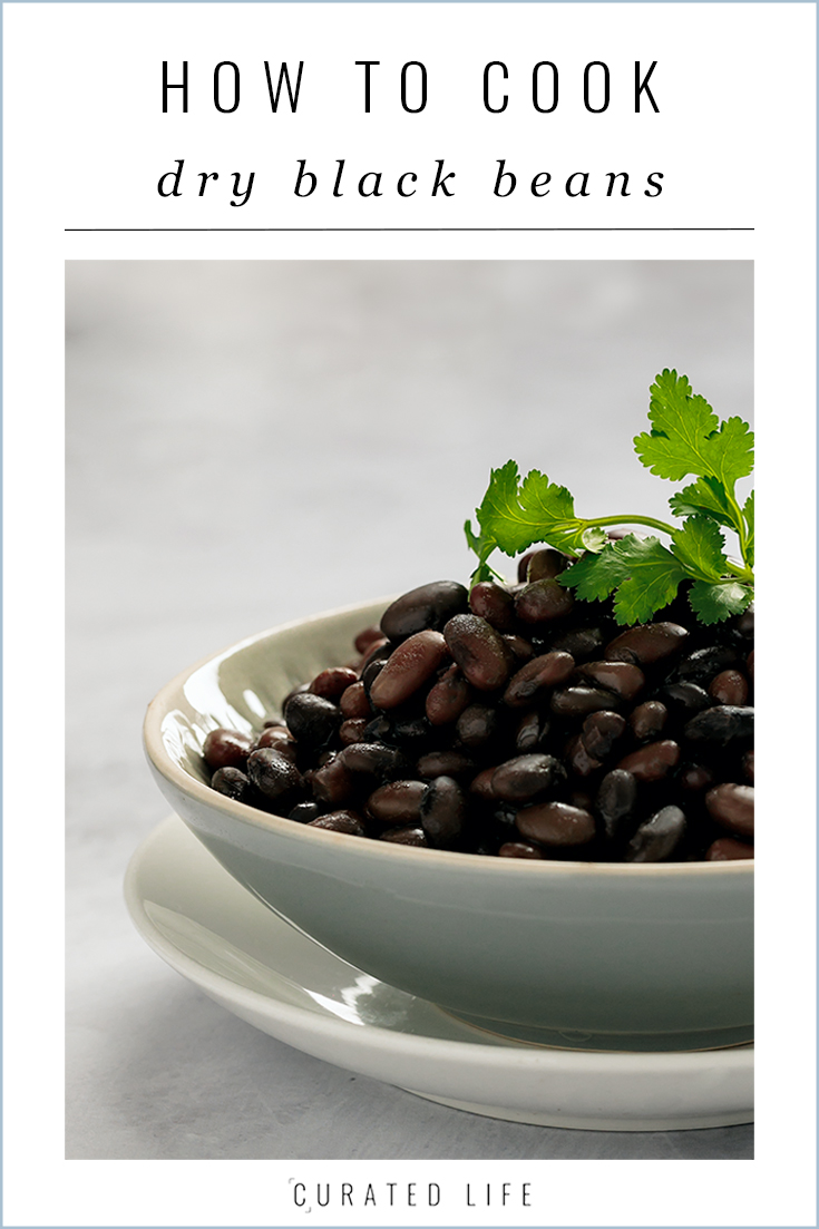 How to cook black beans from scratch using a pressure cooker or a stove top.  Exploring Black Beans nutritional benefits & reducing those pesky side effects!  #recipe #black_beans #from_scratch #pressure_cooker #how_to #scratch #homemade #cook #make #videos #benefits